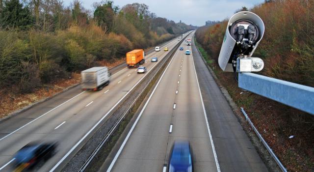 Autovelox e tutor in autostrada, dove sono in Italia