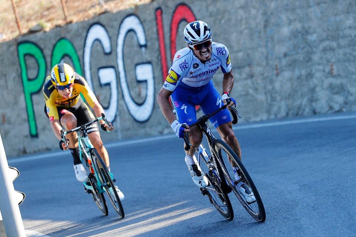 Chi è Julian Alaphilippe, il ciclista che ha riportato la Francia sul tetto del mondo dopo 23 anni