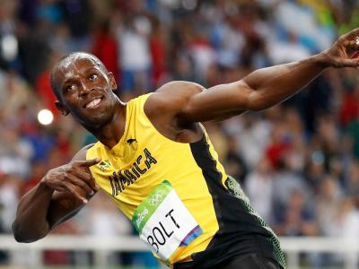 Usain Bolt, l'uomo più veloce del mondo