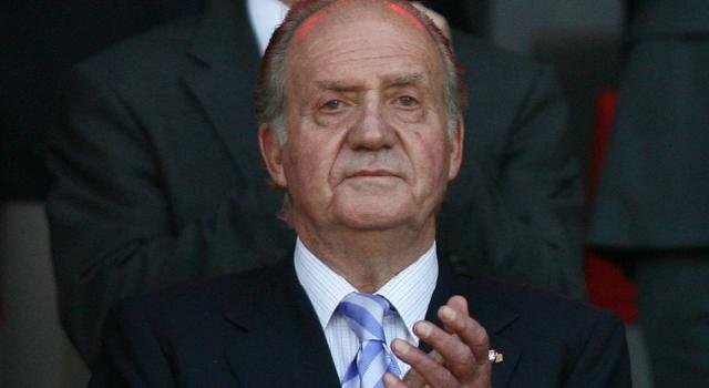Juan Carlos è negli Emirati