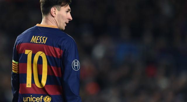"""Messi: """"Resto al Barcellona ma me ne sarei voluto andare"""""""