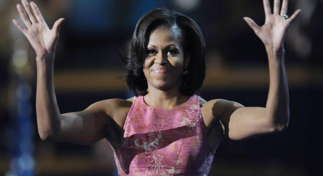 Michelle e Hillary unite contro Trump