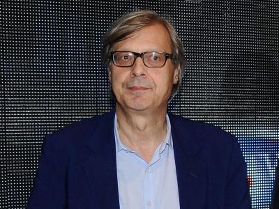Vittorio Sgarbi candidato sindaco a Roma
