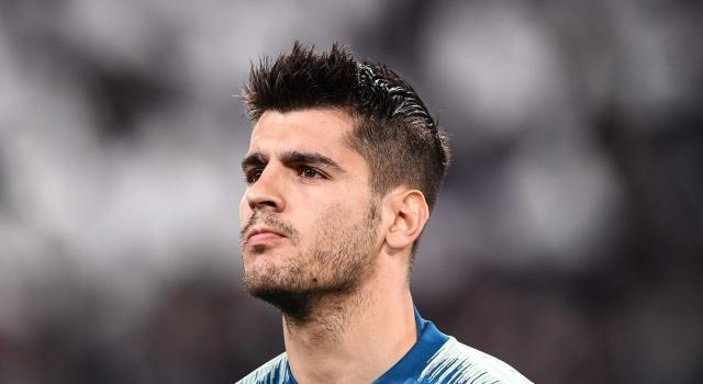Ufficiale il trasferimento di Morata alla Juve. Le cifre