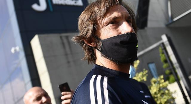 """Tapiro d'oro ad Andrea Pirlo. L'allenatore della Juventus: """"Mangerò il panettone"""""""