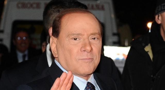 Le dimissioni di Berlusconi dal San Raffaele