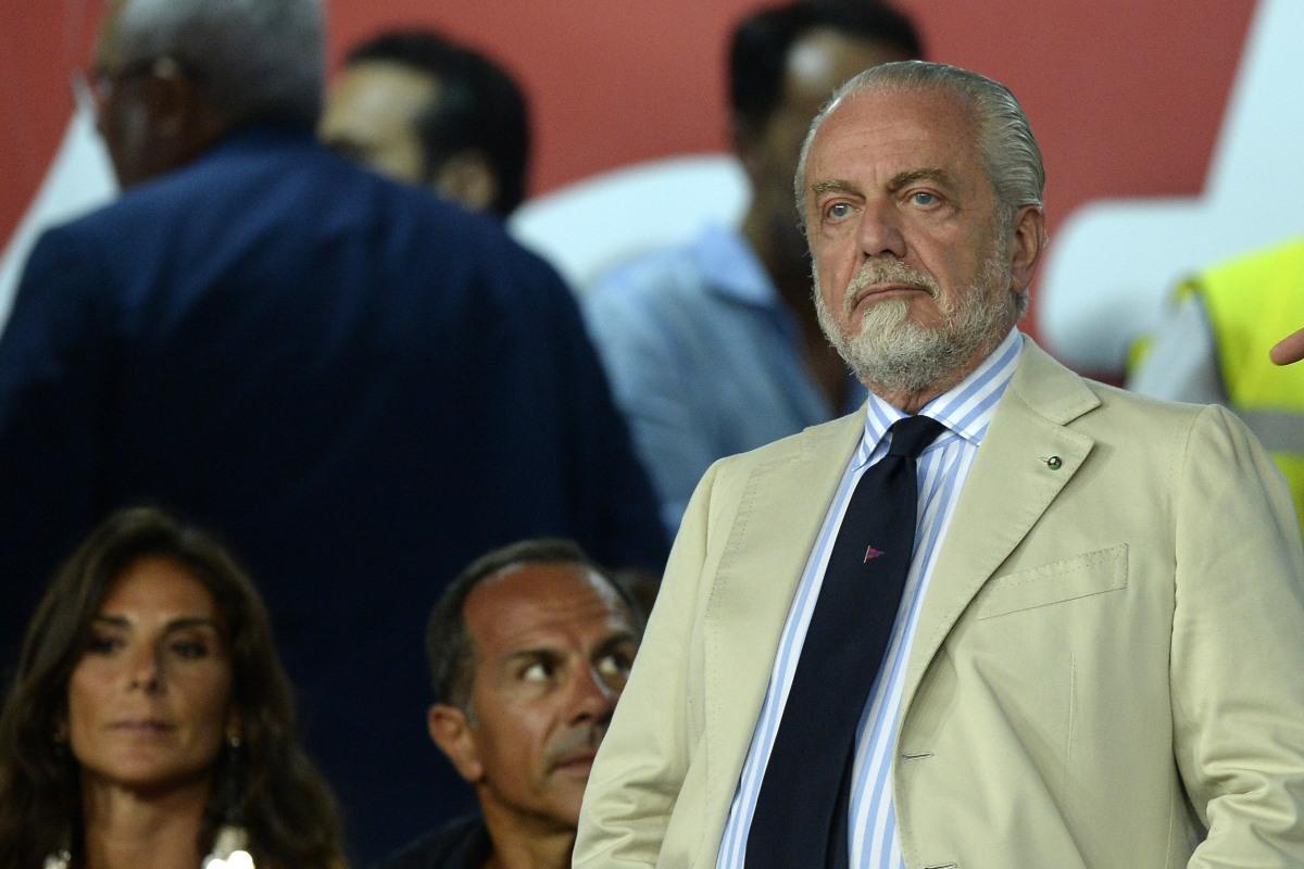 De Laurentiis in Lega Calcio con sintomi riconducibili al Covid, aperta indagine conoscitiva. Cosa rischia
