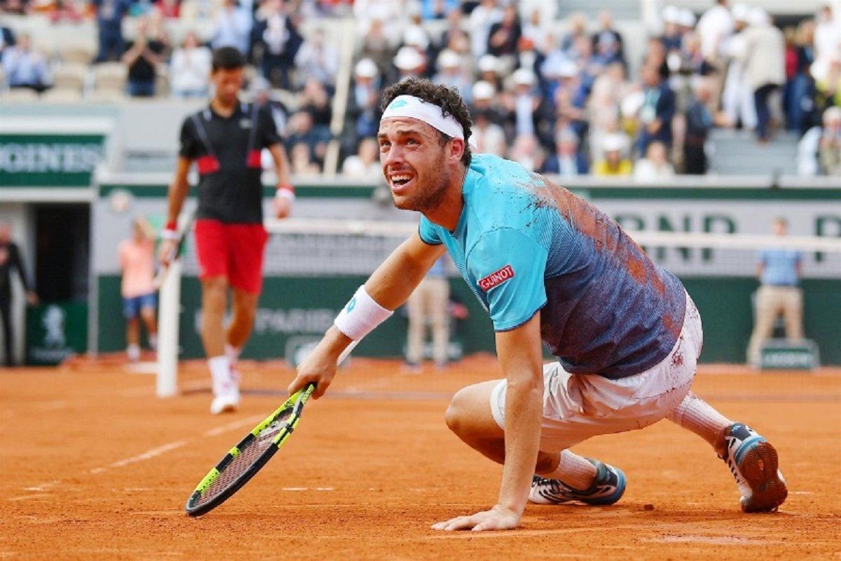 Roland Garros, Sinner, Travaglia e Cecchinato al secondo turno
