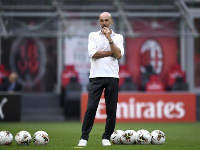 """Milan-Manchester United, Pioli: """"Vogliamo la qualificazione"""""""