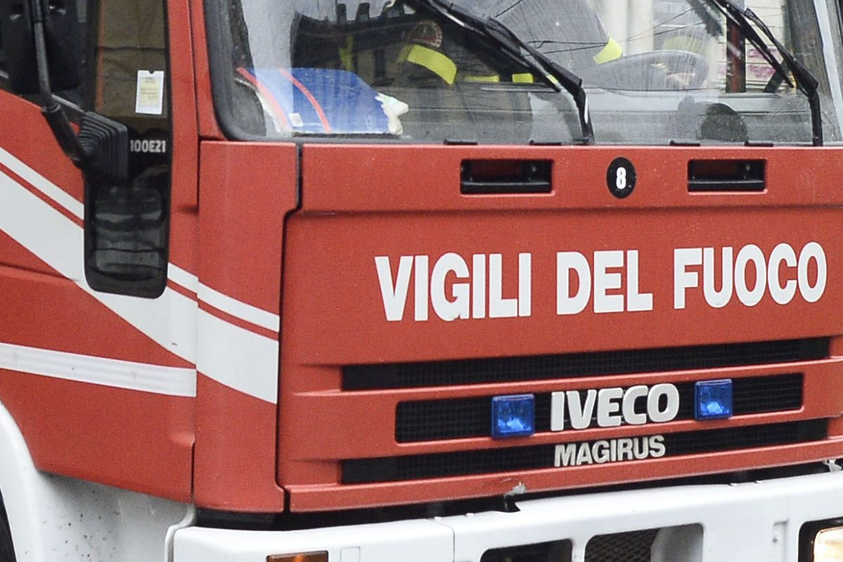 Esplosione Milano