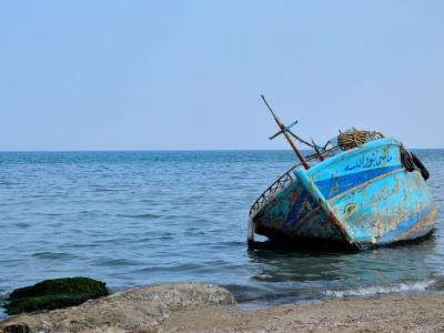 Imprenditore italiano in barcone dalla Tunisia a Lampedusa