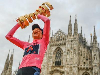 Chi è Tao Geoghegan Hart, il britannico che ha vinto il Giro d'Italia 2020