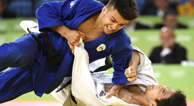 Chi è Fabio Basile, il judoka italiano campione olimpico a Rio 2016