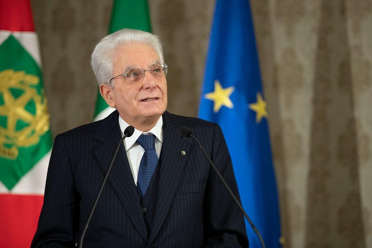 Sergio Mattarella Anci