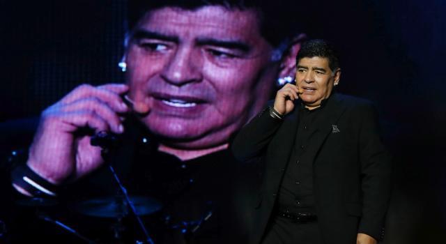 Morte Diego Armando Maradona, ascoltate due figlie del campione argentino