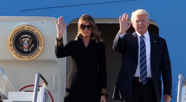 Donald Trump e Melania verso un divorzio da 50 milioni
