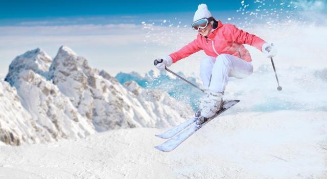 Lo sci riparte dal 15 febbraio ma solo in zona Gialla. Le indicazioni del Cts