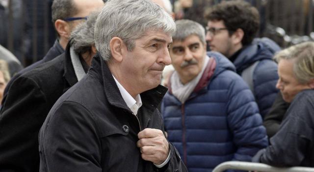 I funerali di Paolo Rossi, l'ultimo saluto a Vicenza