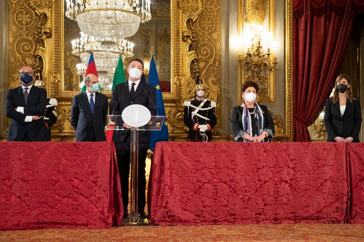 Matteo Renzi al Quirinale