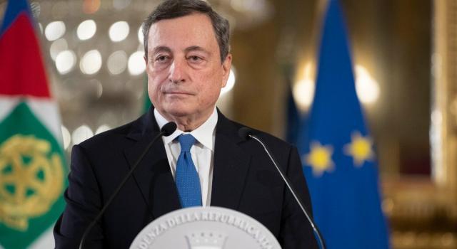 Occupazione, vaccini e scuola: il programma di Mario Draghi illustrato ai partiti