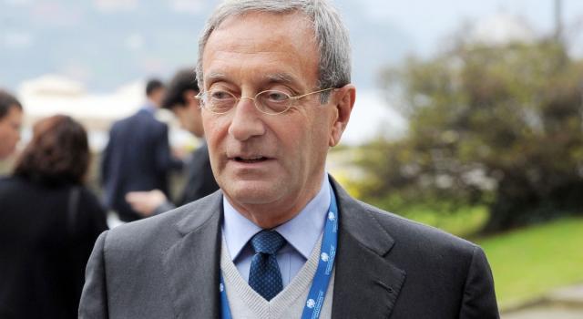 È morto suicida Antonio Catricalà. Indaga la Procura