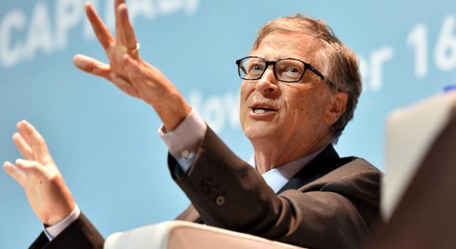 WSJ, Bill Gates ha lasciato la presidenza di Microsoft per una relazione con una dipendente