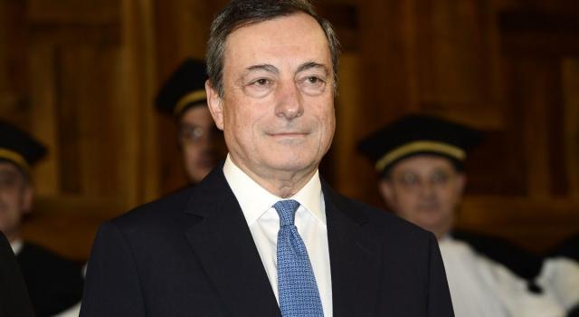 Le prime parole da premier di Mario Draghi