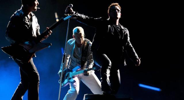 4 febbraio 1985, il concerto degli U2 a Milano