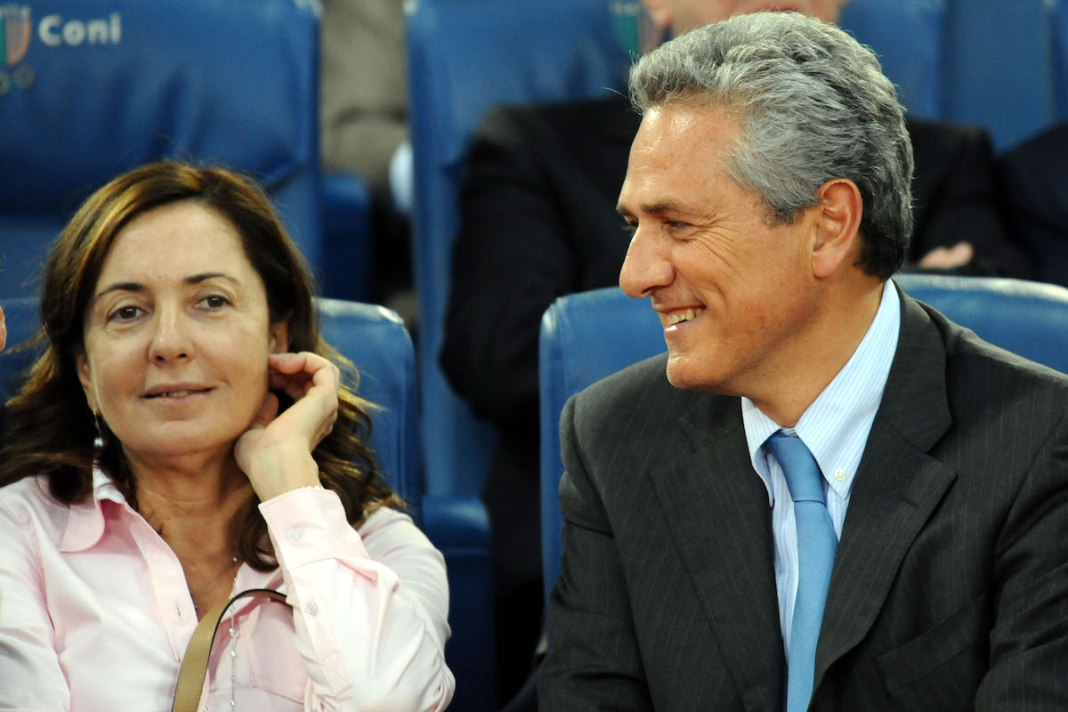 Barbara Palombelli e Francesco Rutelli