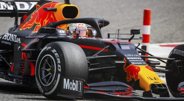 Formula 1, Verstappen il più veloce in FP3