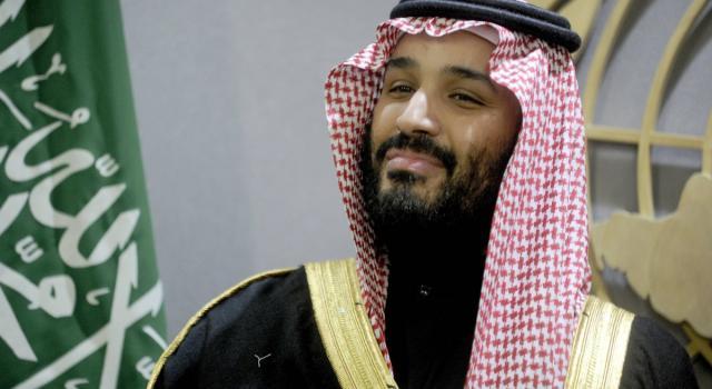 Per l'Inter si sarebbe mosso anche Mohammad bin Salman