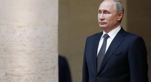 """Gas, Putin: """"La Russia aumenterà le forniture all'Europa"""""""