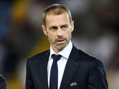 """Ceferin avverte Juve, Milan, Barcellona e Real: """"Se scelgono la Superlega non giocheranno la Champions League"""""""