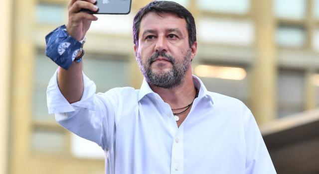 Caso Gregoretti, il pm chiede il non luogo a procedere nei confronti di Salvini