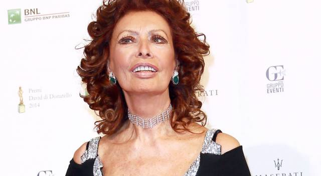 A Firenze il primo ristorante dedicato a Sophia Loren
