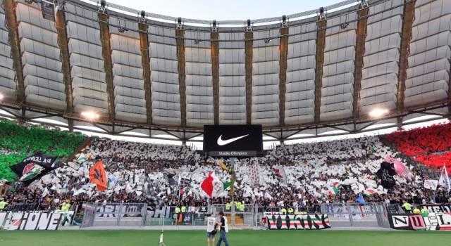 Serie A riparte con il pubblico, capienza al 25 per cento dal 22 agosto