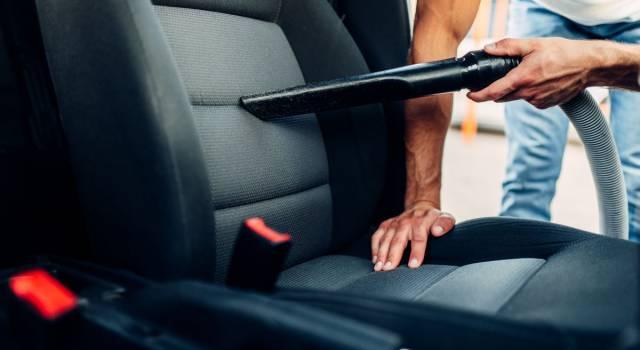 Aspirapolvere per auto: come funziona e quali sono le migliori