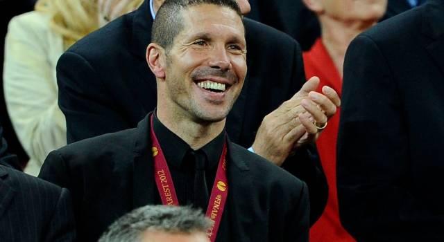 Atletico Madrid campione di Spagna