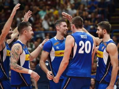 Volley, Nations League maschile: l'Italia ritrova la vittoria contro l'Olanda