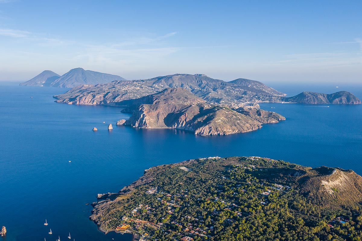 Isole Eolie Panorama