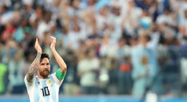 Argentina, Messi da record! Tripletta alla Bolivia, superato Pelé