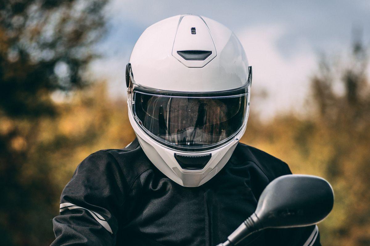 Casco con bluetooth per moto
