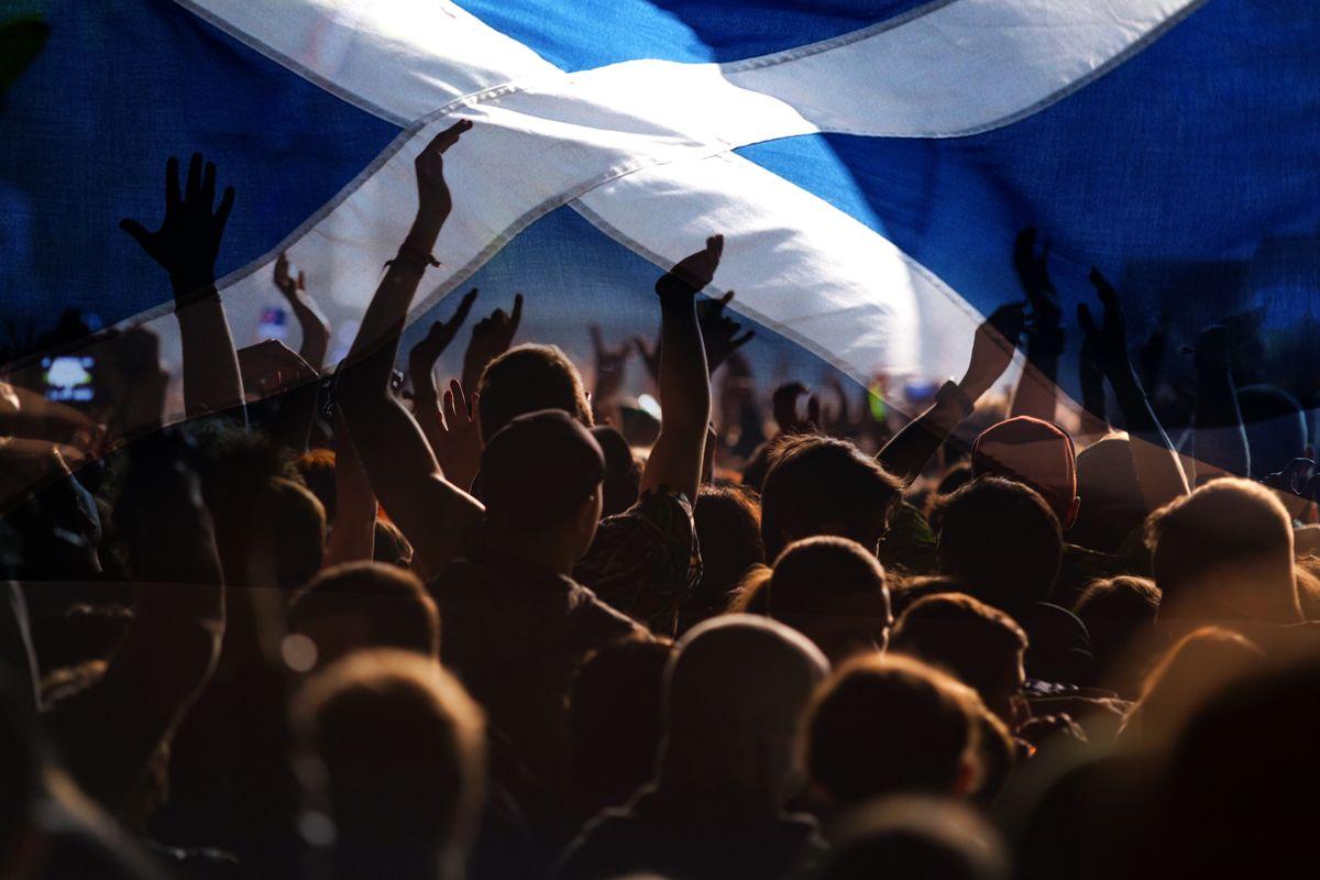 Tifosi Scozia