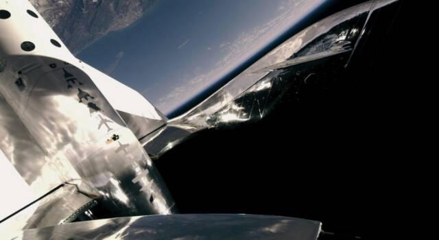 Richard Branson vola nello Spazio (VIDEO). Si apre l'era del turismo spaziale