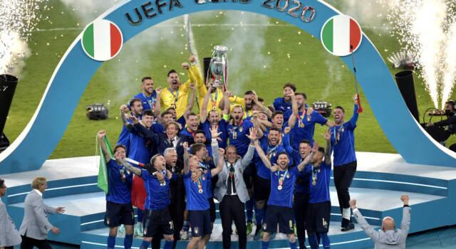 L'Italia è campione d'Europa! Inghilterra battuta ai calci di rigore