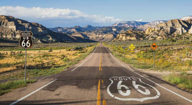 Route 66, un mito americano: percorso, lunghezza e tutto quello che c'è da sapere