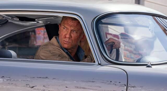 007 – No Time to Die: tutte le auto del film di James Bond