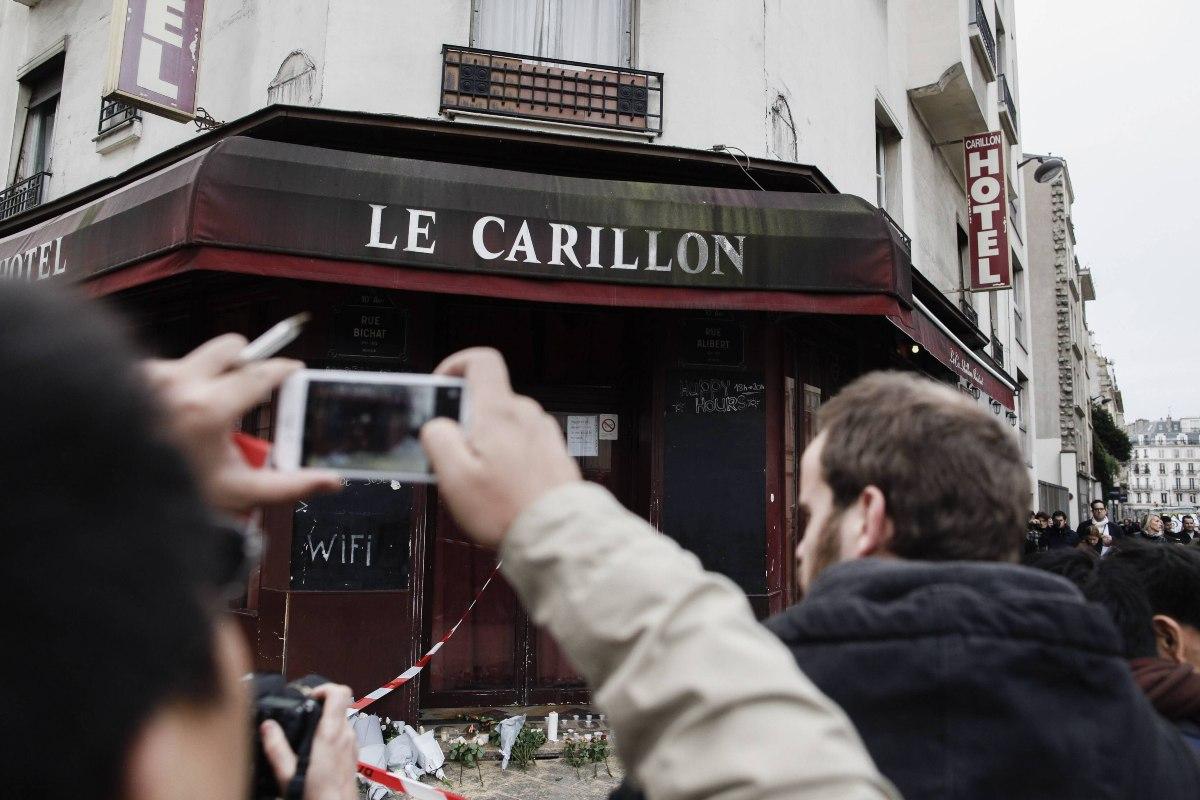 Attentati Parigi 2015
