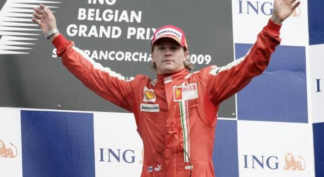 Le feste, il bagno aggiustato ai tempi della Ferrari, lo yacht di Montecarlo: chi è Kimi Raikkonen