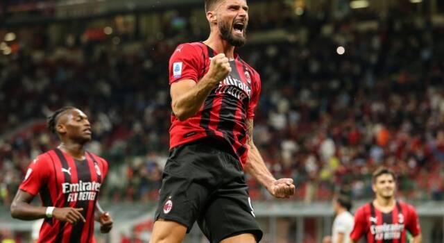 Milan, Giroud positivo al Covid